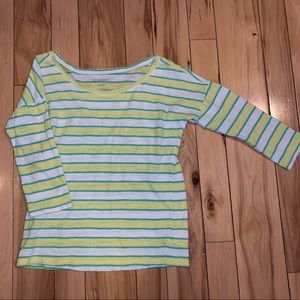 Spring! Striped top